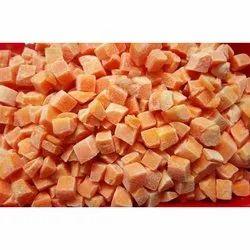 A Grade Frozen Carrot, Gunny Bag, Packaging Size: 30kg