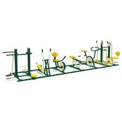 Outdoor Gym Station
