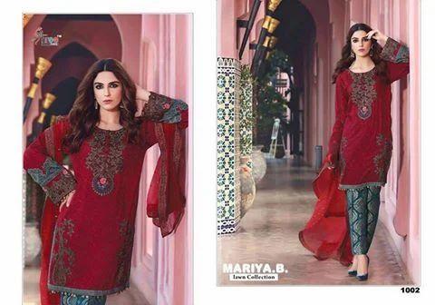 2f89fbfbc0 Maria B Lawn Suits at Rs 1250 /piece | Chandni Chowk | Delhi | ID ...