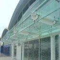 Aluminum Glass Canopy Service
