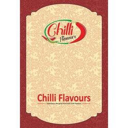Chilli Flavours Hotel Menu