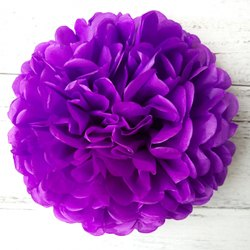 14 Inch Paper Pom Pom For Party And Hanging Decorations