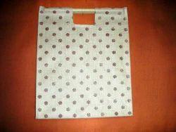Long Cane Handle Jute Bag