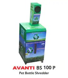 Pet Bottle Shredder Avanti BS-100P