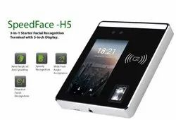 Essl Speed Face-H5 Face Recognition With Android Smart Device