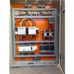 Automatic Three Phase Electric Control Panel