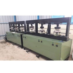 Semi-Automatic Hydraulic Areca Plate Making Machine
