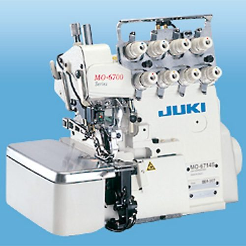 Automatic Juki 40 Thread Overlock Sewing Machine ID 173504340248 Gorgeous Overlock Sewing Machine Price India