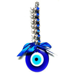 Feng Shui Evil Eye Hanging for Protection with Elephant