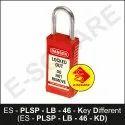 Premier Long Body Lockout Safety Padlock