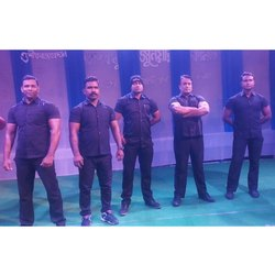 Arm Guards & PSO Security Service