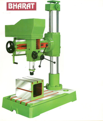 Radial Type Drilling Machine