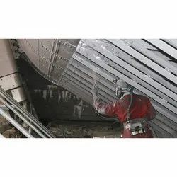Industrial Spray Painting Services