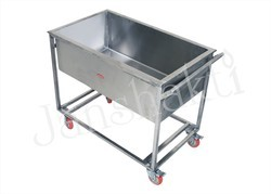 Waste Bucket Trolley