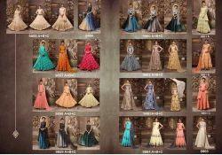 Exclusive Design Anarkali Style Salwar Suit By Parvati Fabric