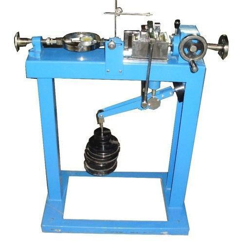 Direct Shear Testing Machine
