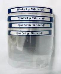 Polycarbonate Safety Face Shield