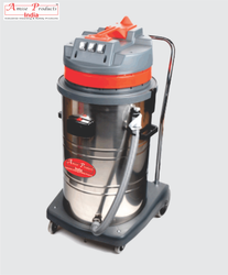 Amsse Commercial Wet & Dry Vacuum Cleaner AB-80