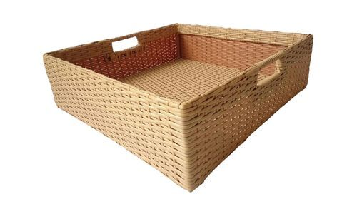 Kitchen Storage Basket Studio Model Beige Colour