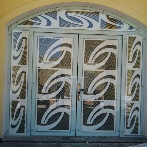 Door Glass & Door Glass Door Glass - Shaw Glass Emporium Howrah | ID: 14560954533