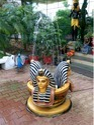 Egyptian Lady Fountain