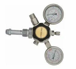 Industrial High Pressure Gas Regulator