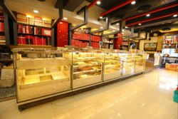 Sweets & Cake Display Counter - 45