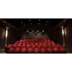 Movie Theater Set Up & Management Service