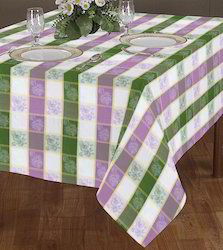 Jacquard Design Table Cloth