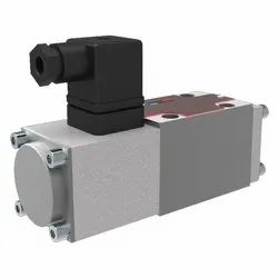 Proportional Directional Valves with Linear Motor