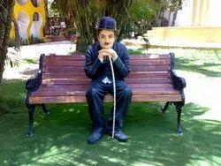 Charlin Chaplin Statue