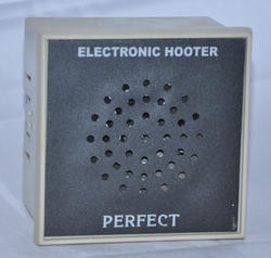 Electronic Hooter