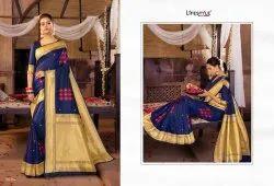Shravanti Vol 2 Of Lifestyle Repair Rich Pallu Weaving Designer Saree