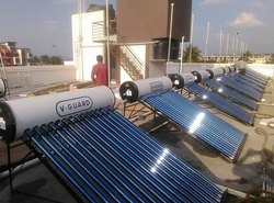 250 LPD Solar Geyser