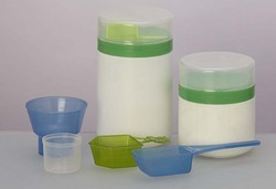 Spoons Plastic Containers