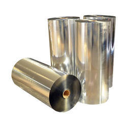 Metalized Polistar Film Roll, Pack Size: 100/kg