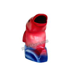 Fish Shaped FRP Dustbin