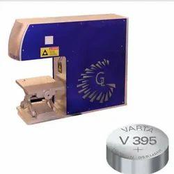 Laser Electronic Chip Marking Machine