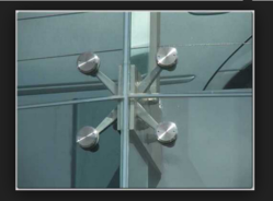 Commercial Glass Spider Fitting Service