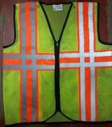 Metro Florescent Reflective Jacket
