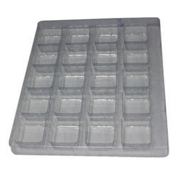 Disposable Chocolate Packaging Container