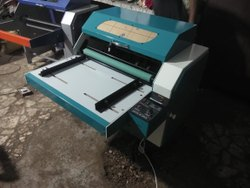 Mild Steel Sticker Half Cutting Machine MANJOT Brand, Model Name/Number: 2019 New, For Many Field