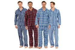 Mens Cotton Pyjama Set, Age Group: 20-60