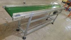 Industrial Aluminum Profile Belt Conveyors