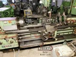 TOS SU50A/1500 Lathe Machine