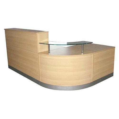 Modular Furniture Office Reception Table Manufacturer