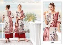 Stitched Cotton Vastra Moda Designer Salwar Suit, Handwash