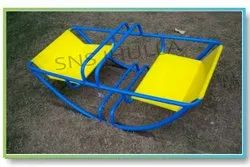 SNS 201 Two Seater See Saw