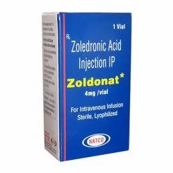 Zoldonat 4mg Injection