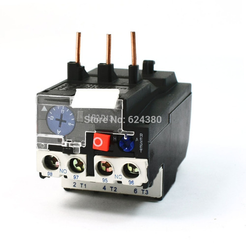 Thermal Overload Relay For Motor Protection